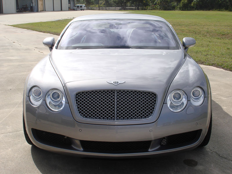 2005  Bentley Continental GT Powerchip picture, mods, upgrades