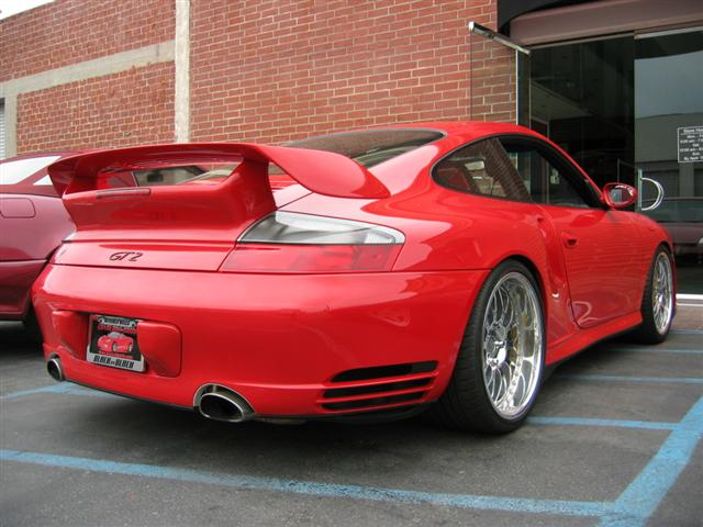 2003  Porsche GT2 996 picture, mods, upgrades