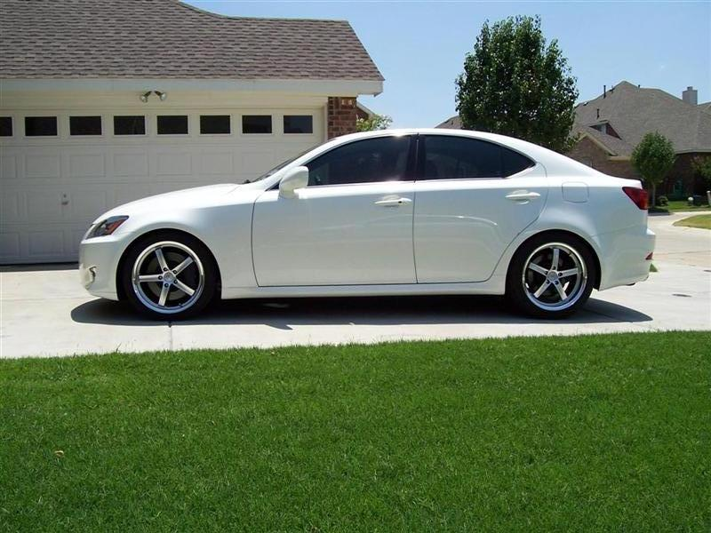 2006 Lexus IS350 Base