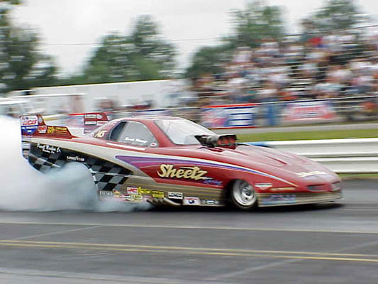 1995  Pontiac Firebird Funny Car picture, mods, upgrades