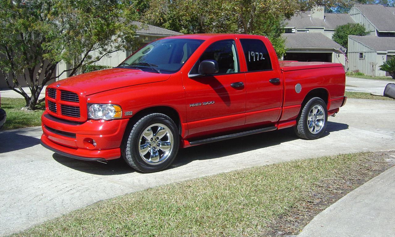 2003 dodge ram 1500 quad cab 4x2 thunderroad laramie