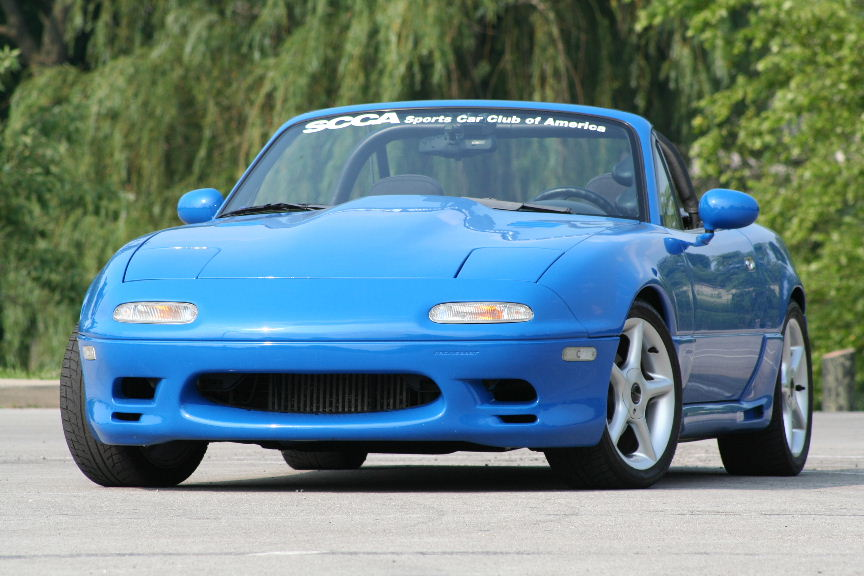 1991  Mazda Miata MX5 Base Turbo picture, mods, upgrades
