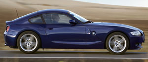 2007 BMW Z4 M-Coupe