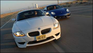 2006 BMW Z4 M-Coupe