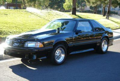 1988  Ford Mustang 5.0 GT picture, mods, upgrades