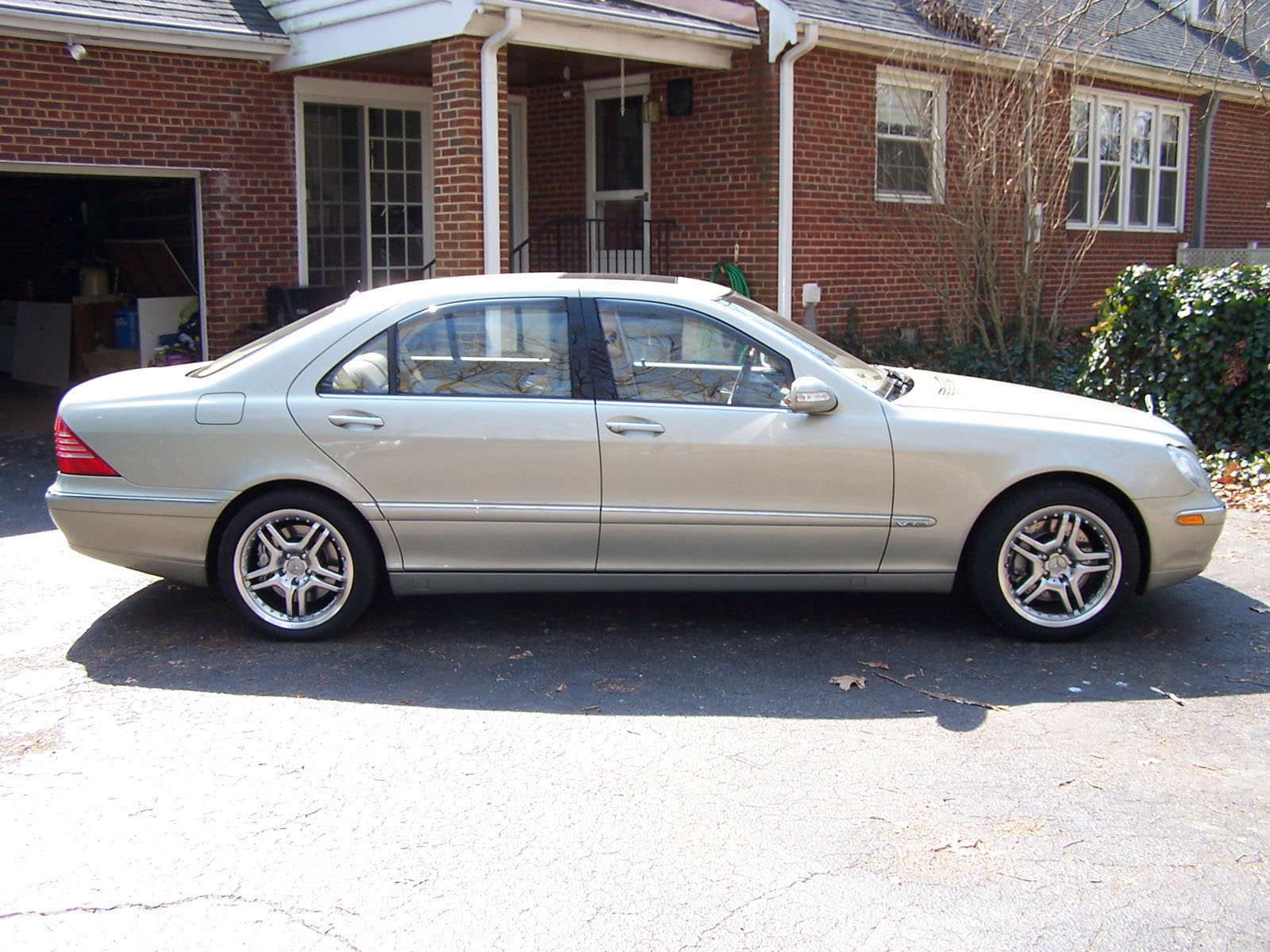2003  Mercedes-Benz S600 Designo picture, mods, upgrades