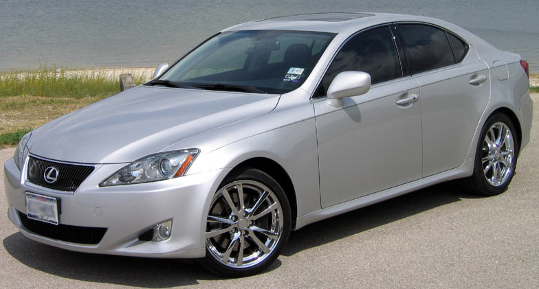 2006 Lexus IS350 Luxury