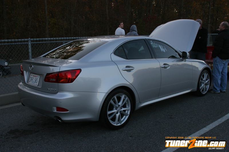2006  Lexus IS350 Sport Package picture, mods, upgrades