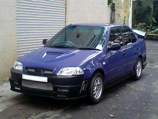 Compare Car Insurance >> 2003 Suzuki Esteem lxi 1/4 mile trap speeds 0-60 ...