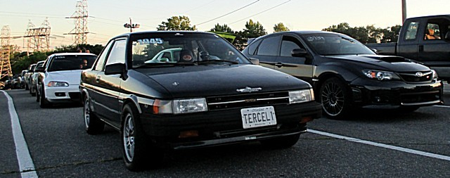 1989 Black Toyota Tercel 1 (Turbo) picture, mods, upgrades