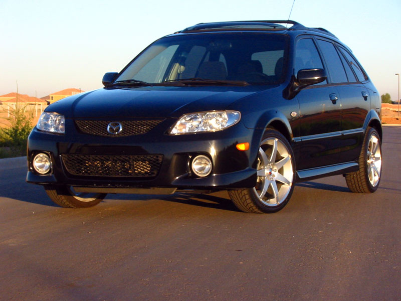 2003  Mazda Protege5  picture, mods, upgrades