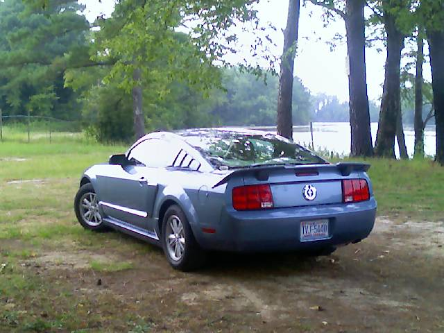 motor ford mustang 2005 v6