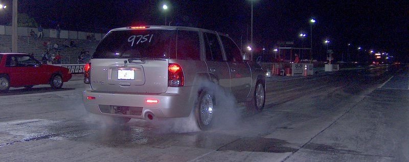 2006  Chevrolet TrailBlazer SS Nitrous picture, mods, upgrades