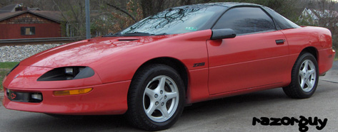 1994  Chevrolet Camaro Z28 5.7L picture, mods, upgrades