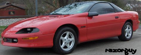 1994 Chevrolet Camaro Z28 5 7l
