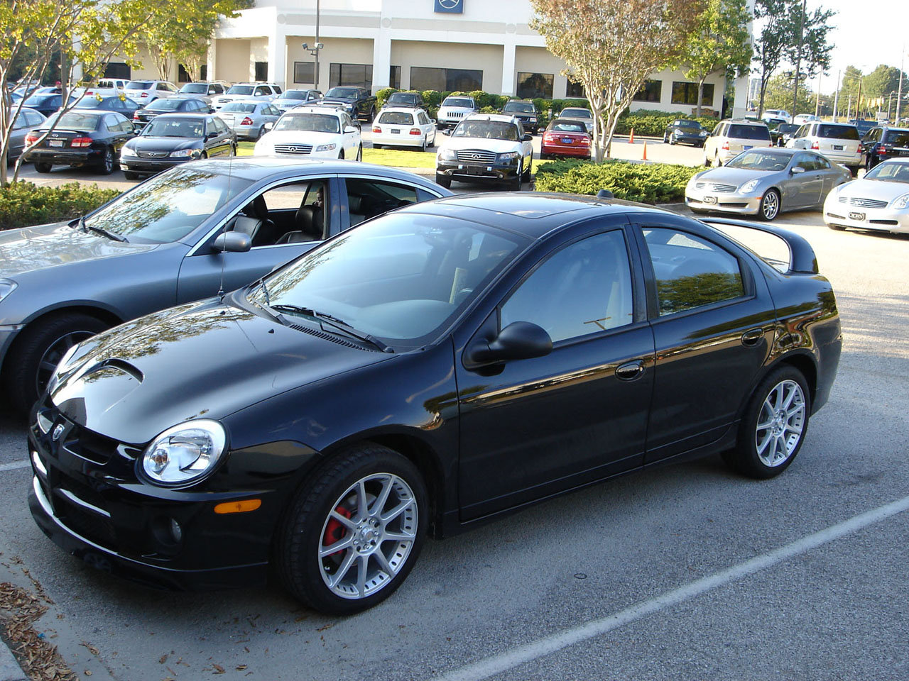 2005 dodge neon srt 4 mopar stage 2 pictures mods. Black Bedroom Furniture Sets. Home Design Ideas