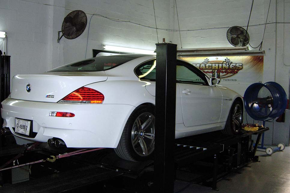 2006  BMW M6  picture, mods, upgrades