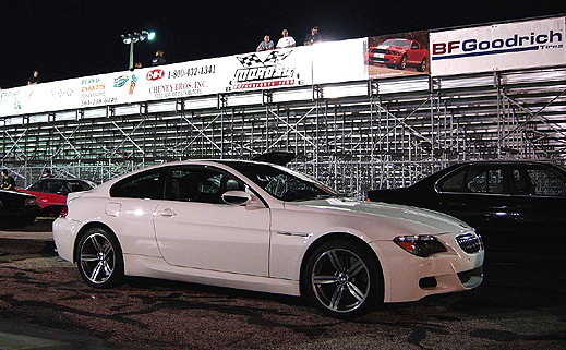 2006 BMW M6 Supersprint AA