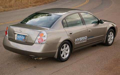 Good 2007 Nissan Altima Hybrid Picture, Mods, Upgrades