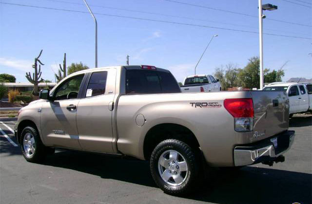 2007 Toyota Tundra Limited TRD Double Cab 4x4