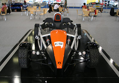 2006  Ariel Atom 300 picture, mods, upgrades