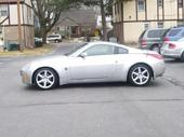 2003  Nissan 350Z touring picture, mods, upgrades