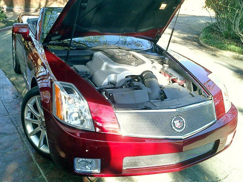 2006 Cadillac Xlrv. Cadillac : XLR 2007 Cadillac