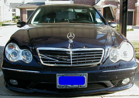 2004 mercedes benz c32 amg pictures mods upgrades. Black Bedroom Furniture Sets. Home Design Ideas