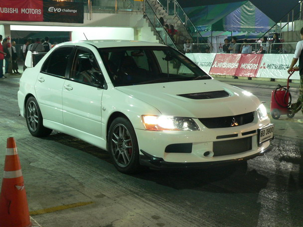 2006  Mitsubishi Lancer EVO 9 GSR picture, mods, upgrades