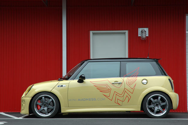 2005  Mini Cooper Madness Stage 4 picture, mods, upgrades