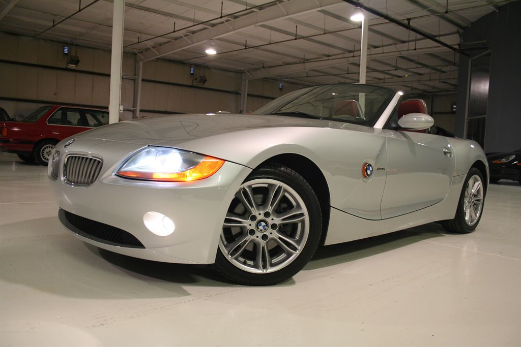 2003 BMW Z4 picture, mods, upgrades