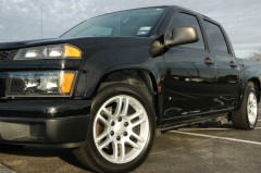 2007 Chevrolet Colorado Crew Cab Zq8