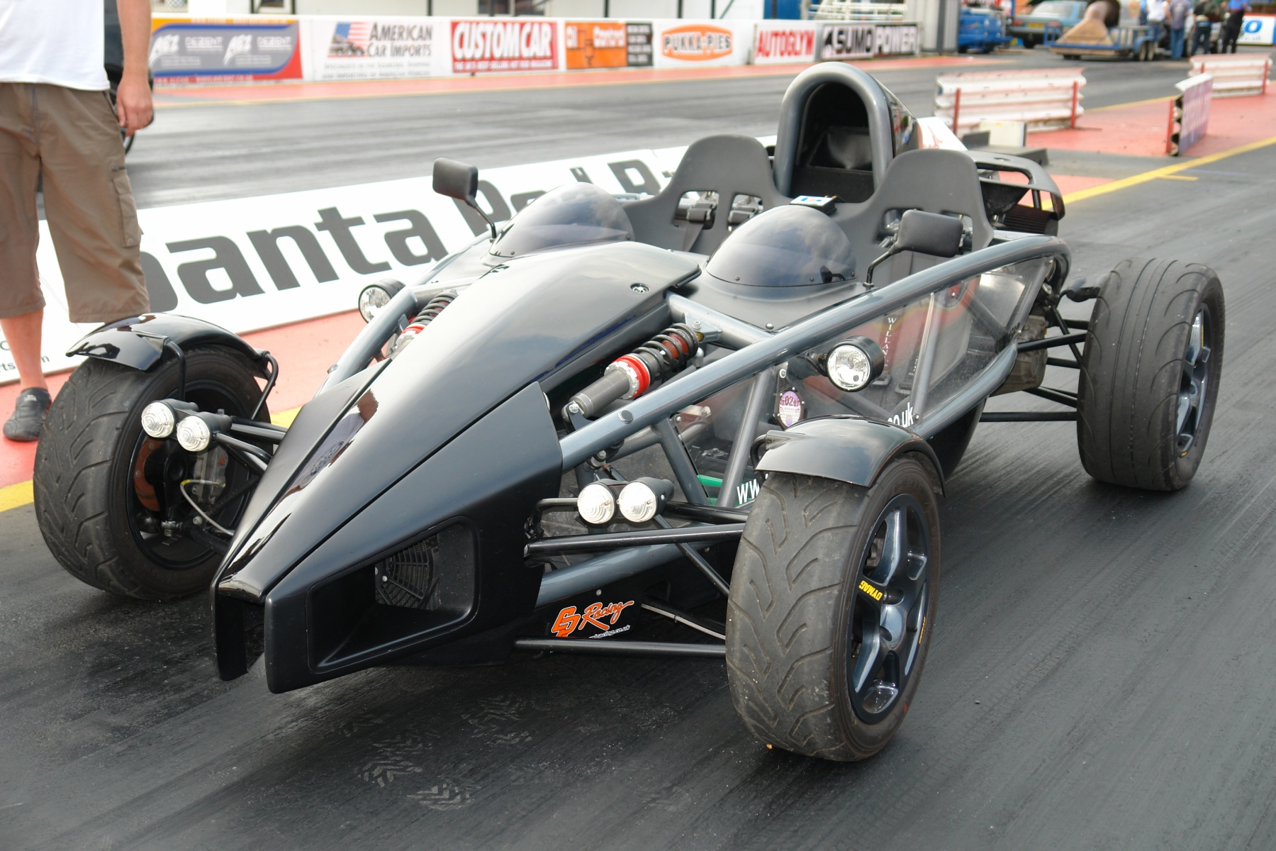 2006 Ariel Atom 450 Custom Turbo