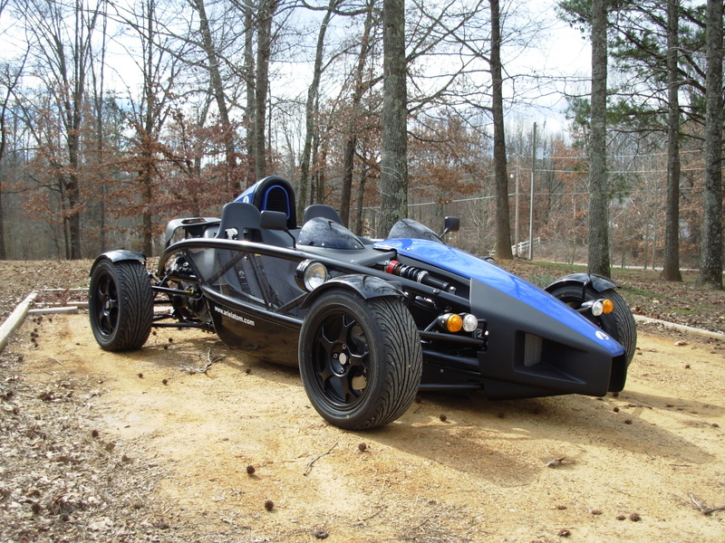 2007  Ariel Atom 2 picture, mods, upgrades