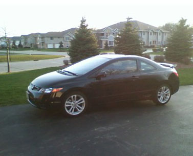 2006  Honda Civic Si picture, mods, upgrades