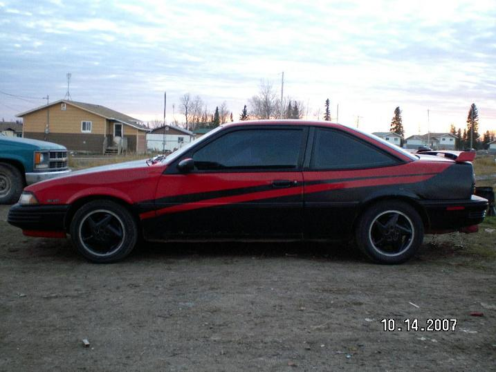 1994  Pontiac Sunbird LE 2 door picture, mods, upgrades