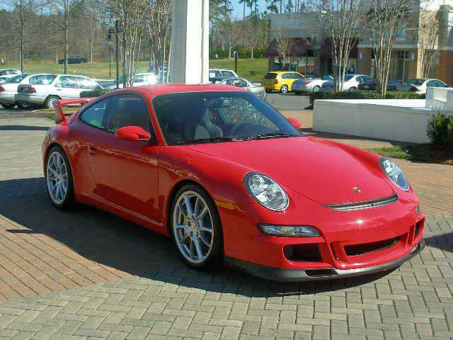 2007  Porsche GT3 911 picture, mods, upgrades