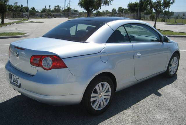 2007  Volkswagen EOS  picture, mods, upgrades