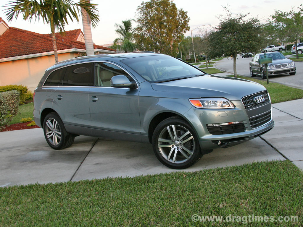 stock 2007 audi q7 4 2 1 4 mile drag racing timeslip specs 0 60. Black Bedroom Furniture Sets. Home Design Ideas