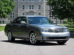 2003  Infiniti M45  picture, mods, upgrades