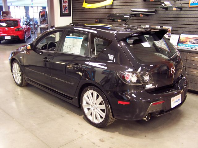 2007 Mazda 3 Mazdaspeed3 Grand Touring