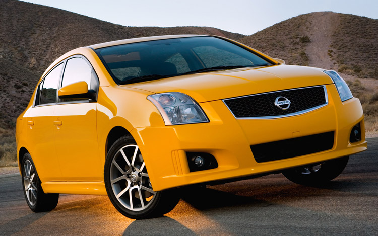 2007  Nissan Sentra SE-R Spec V picture, mods, upgrades