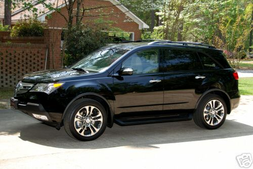 2007  Acura MDX Sport picture, mods, upgrades