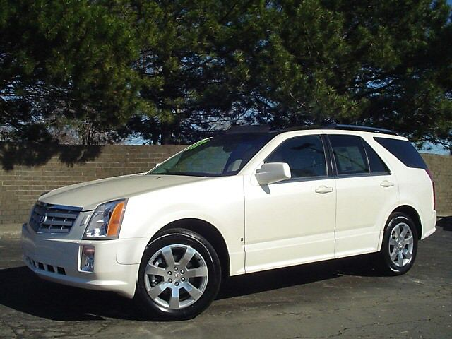 2007  Cadillac SRX V8 picture, mods, upgrades