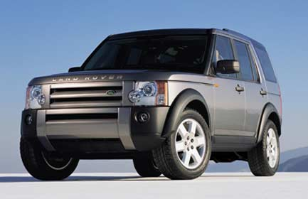 2007  Land Rover LR3 V8 picture, mods, upgrades