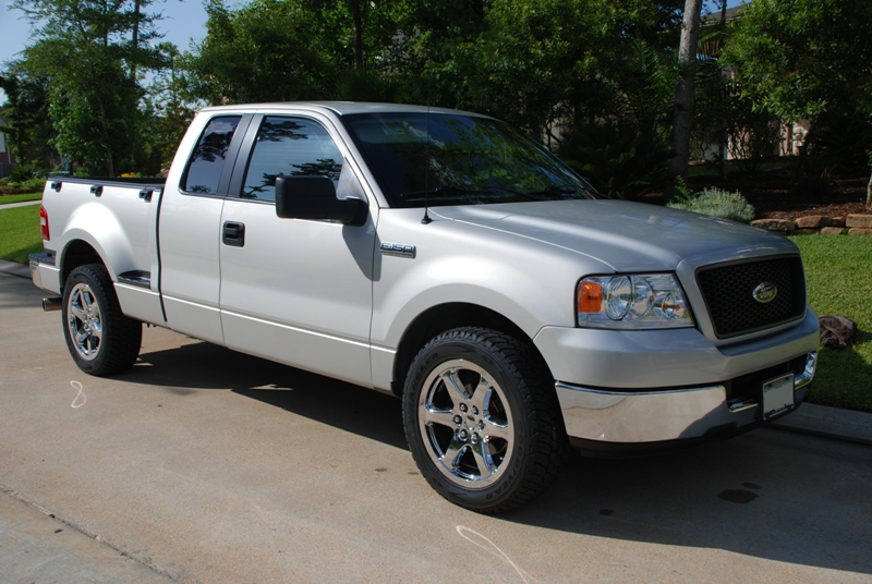 You can vote for this Ford F150 XLT SuperCab Flareside 2WD to be the