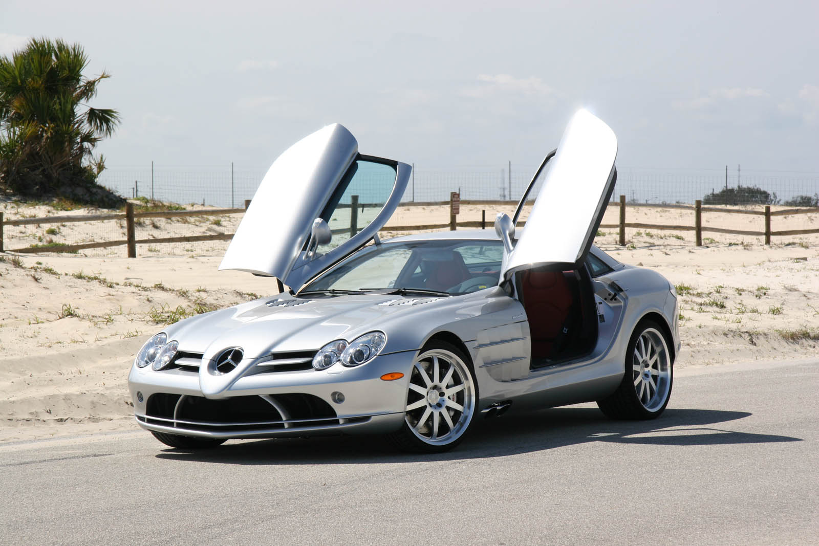 2006  Mercedes-Benz SLR RENNtech picture, mods, upgrades