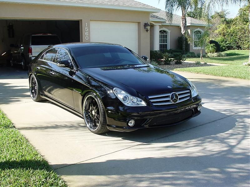 2006  Mercedes-Benz CLS55 AMG 030 Kleemann K2 picture, mods, upgrades