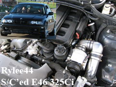 2001  BMW 325Ci AA C30 Supercharger picture, mods, upgrades