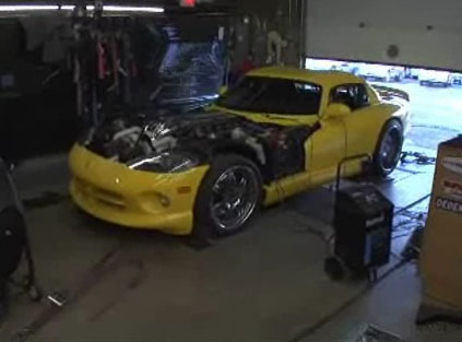 2002 Dodge Viper SVS Twin Turbo